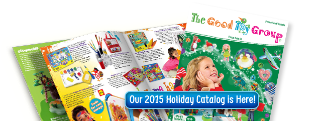 The new TGTG 2014 Holiday Catalog is here!