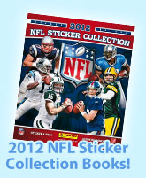 2012 NFL Sticker Collection