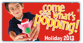 2013 Holiday Toy Catalog